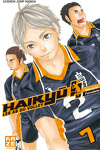 couverture Haikyū !! Les As du volley, Tome 7