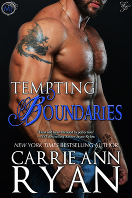 Couverture du livre : Montgomery Ink, Tome 2 : Tempting Boundaries