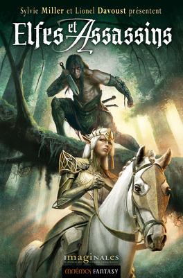 Couverture du livre : Anthologie des Imaginales  2013 : Elfes et Assassins