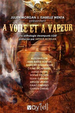Couverture du livre : Anthologie : A Voile et à vapeur