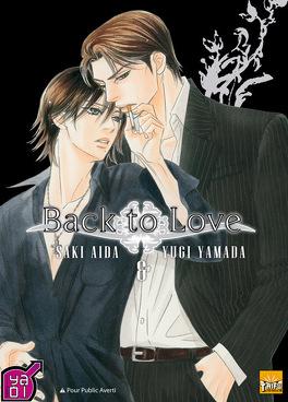 Couverture du livre : Back to love