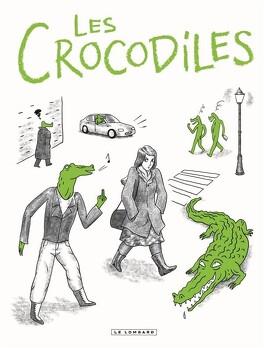 Couverture du livre : Les Crocodiles