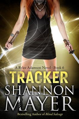 Couverture du livre : Rylee Adamson, Tome 6 : Tracker