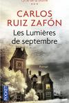couverture Le Cycle de la brume, tome 3 : Les Lumières de septembre