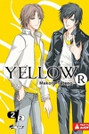 couverture Yellow R, Tome 2