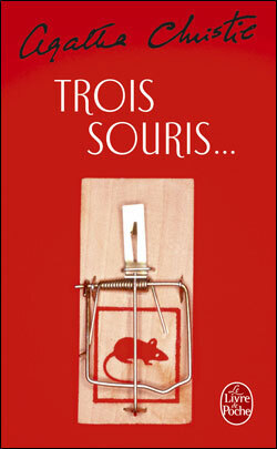 Couverture du livre : Trois souris...