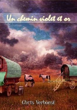 Couverture du livre : Un chemin violet et or