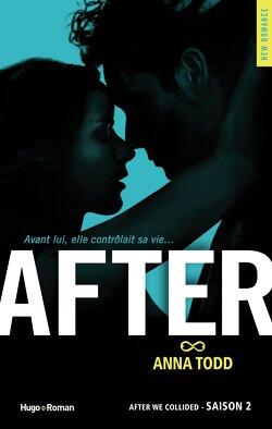 Couverture de After, Saison 2 : After We Collided