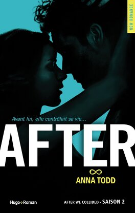 Couverture du livre : After, Saison 2 : After We Collided