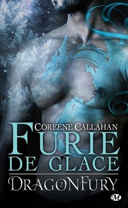 Couverture du livre : Dragonfury, Tome 2 : Furie de glace