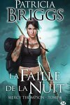 couverture Mercy Thompson, Tome 8 : La Faille de la nuit