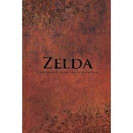 Couverture du livre : Zelda : Chronique d'une saga légendaire