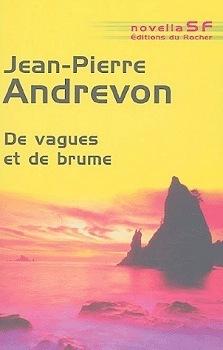 Couverture du livre : De vagues et de brume