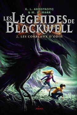 Couverture de Les Légendes de Blackwell, Tome 2 : Les Corbeaux d'Odin