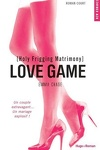 couverture Love Game, Tome 1.5 : Holy Frigging Matrimony
