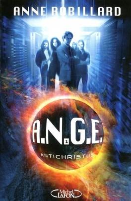 Couverture du livre : A.N.G.E., Tome 1 : Antichristus