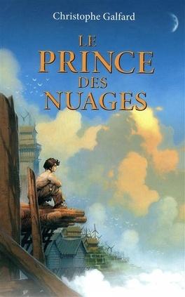 Couverture du livre : Le Prince des nuages, Tome 1 : Le Blueberry