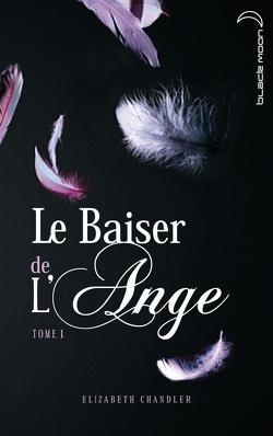 Couverture de Le Baiser de l'ange, Tome 1 : L'Accident