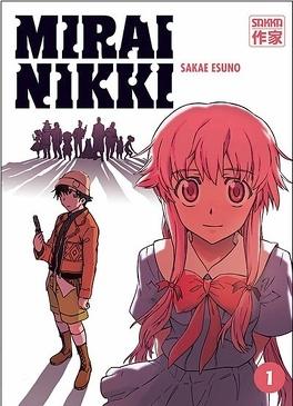 Couverture du livre : Mirai Nikki, Tome 1