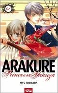 Arakure, tome 1 : Princesse Yakuza