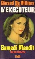 L'Exécuteur-38- Samedi maudit