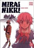 Mirai Nikki, Tome 1