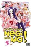 Negima! Le Maître Magicien, tome 5