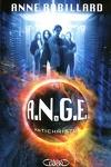 couverture A.N.G.E., Tome 1 : Antichristus
