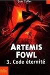 couverture Artemis Fowl, Tome 3 : Code Éternité