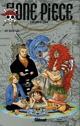 Couverture du livre : One Piece, Tome 31 : Nous sommes là