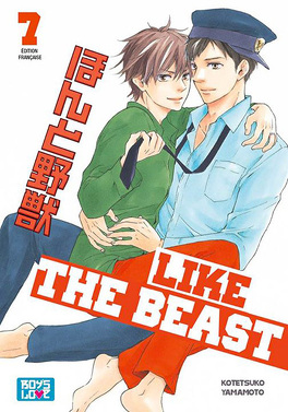 Couverture du livre : Like The Beast, Tome 7