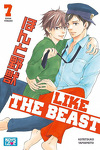 couverture Like The Beast, Tome 7