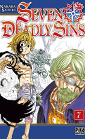 Seven Deadly Sins, Tome 7