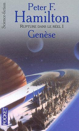 Couverture du livre : Rupture dans le réel, tome 1 : Genèse