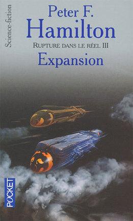 Couverture du livre : Rupture dans le réel, tome 3 : Expansion