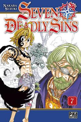 Couverture du livre : Seven Deadly Sins, Tome 7