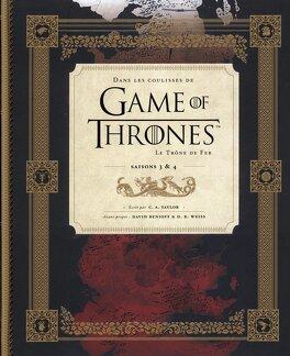Dans Les Coulisses De Game Of Thrones Tome 2 Saison 3 Et 4