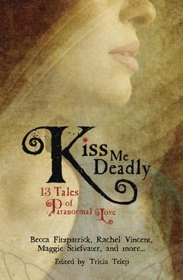 Couverture du livre : Kiss Me Deadly