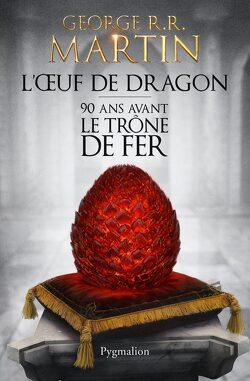 Couverture de L'Œuf de dragon