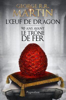 Couverture du livre : L'Œuf de dragon