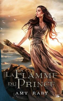 Couverture du livre : Le Cycle de Kjall, Tome 3 : La Flamme du prince