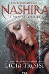 couverture Les Royaumes de Nashira, Tome 2 : L'Épée des rebelles
