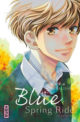 Couverture du livre : Blue Spring Ride, Tome 8
