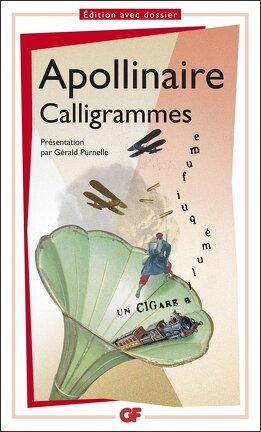 Couverture du livre : Calligrammes