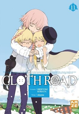 Couverture du livre : Cloth Road, Tome 11
