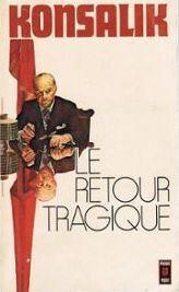 Couverture du livre : Le retour tragique