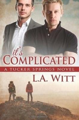 Couverture du livre : Tucker Springs, Tome 7: It's Complicated