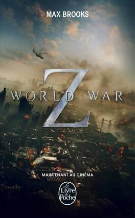 Couverture du livre : World War Z