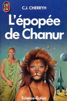 Couverture du livre : L'Épopée de Chanur