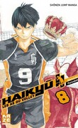 Haikyū !! Les As du volley, Tome 8